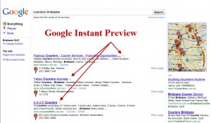 Google Isnstant Preview Magnifier
