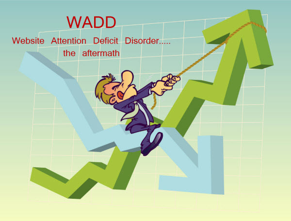 Website Attention Deficit Disorder